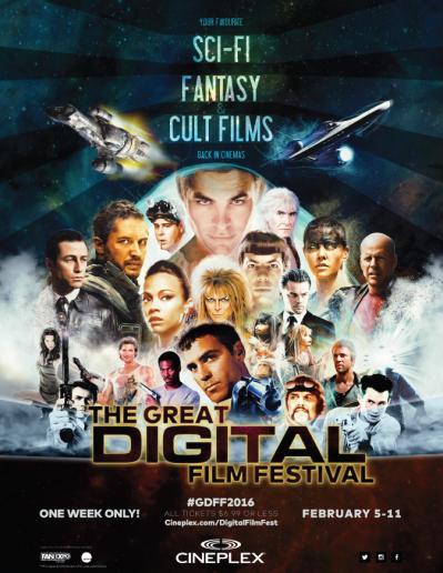 GDFF poster