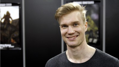 PARIS, FRANCE - FEBRUARY 06:  Finnish basketball player and actor Joonas Suotamo attends the Paris Manga & Sci-Fi Show at Parc des Expositions Porte de Versailles on February 6, 2016 in Paris, France. This event, which runs from February 6 to 7, promotes Japanese culture including manga, anime and video games.  (Photo by Chesnot/Getty Images)